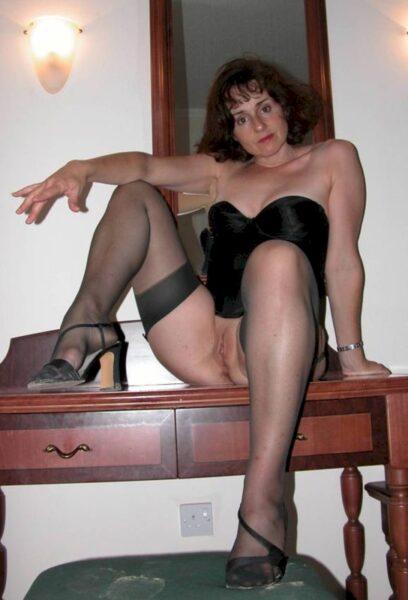 Coquine de cougar de Aurillac pour votre plaisir