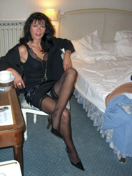 Femme adultère pour de la rencontre coquine